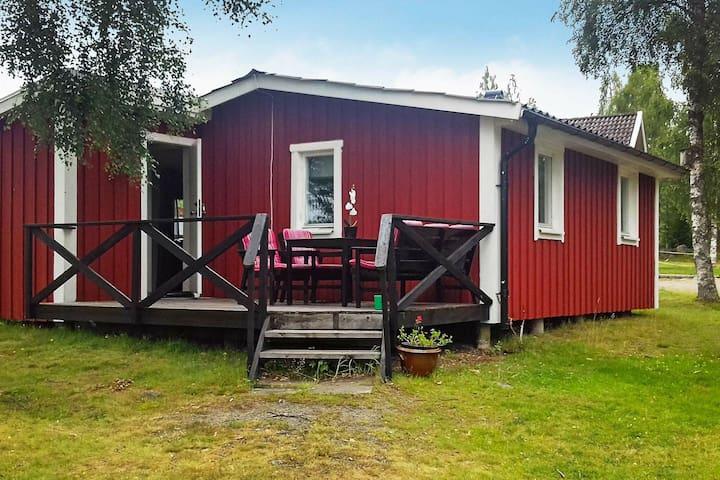 6 persoons vakantie huis in LAMMHULT, SVERIGE