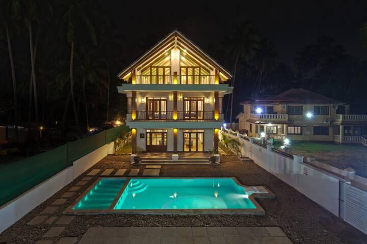 Loving the Villa Life - 4BHK villa In Calangute