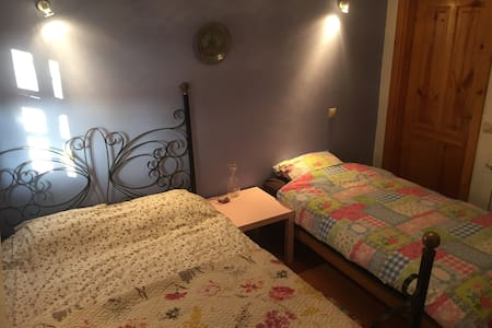 B&B Horse & Move Garrano, Double bedroom 3 person - Abadim