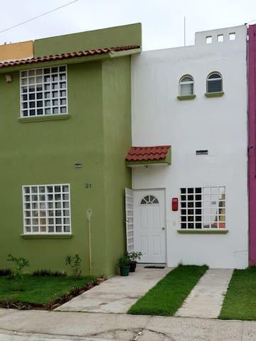 Casa Coral en Nuevo Vallarta