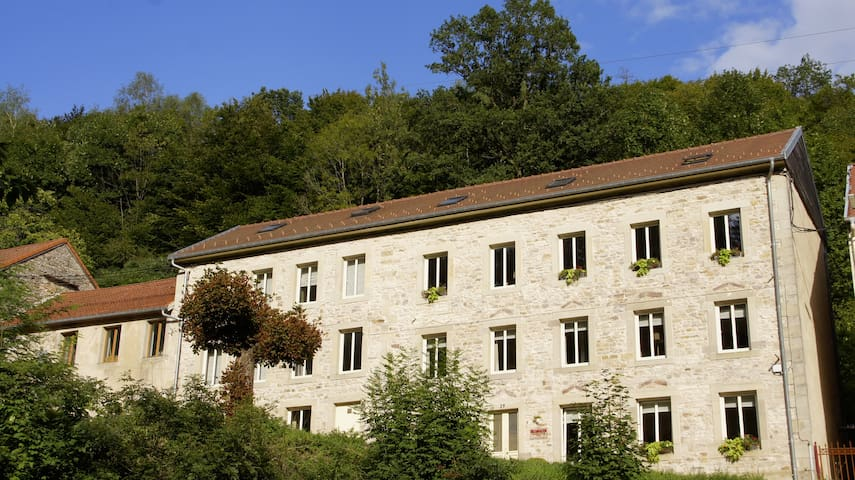 Lovely, ecological B&B, Vosges - Le Val-d'Ajol - Bed & Breakfast