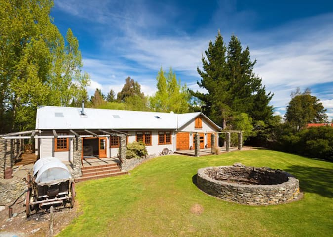 Mataura Lodge Athol (Entire Lodge)