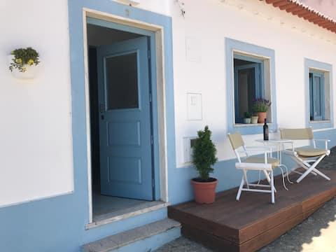 Casa Vila Adentro.  In Aljezur Historic Centre.
