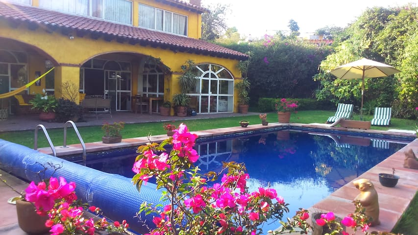DEPARTAMENTO PRIVADO (private department) - Tepoztlán - อพาร์ทเมนท์