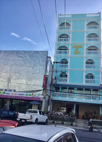 The Duck, blue sky building, Nice and Cozy - Phuket - Wohnung