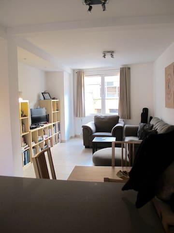 Quiet - Close to best locations - Ixelles - Apartment