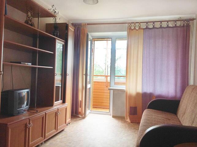 Квартира в поселке Увильды, рядом с санаторием