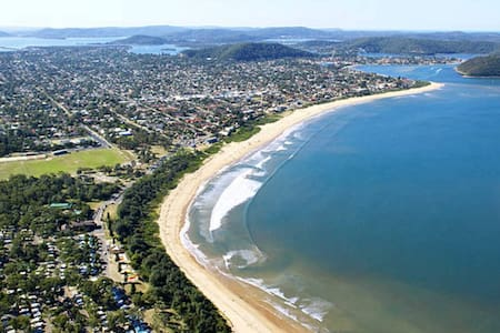 Holiday house @ relaxed Umina Beach - Umina Beach - Talo