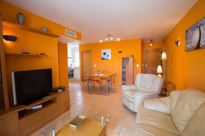 Cala Rotja - nice apartment near the beach - Capdepera
