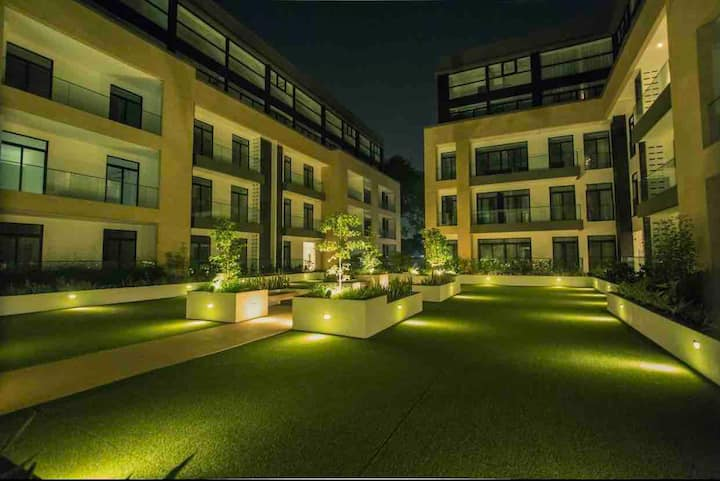Cantonments Embassy Gardens by LS 1