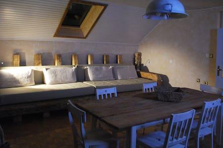 Trata 2 Ap 95 m2 - Mountain view - Gozd Martuljek - 公寓
