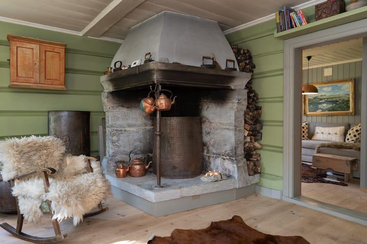 Beautifully restored farmhouse