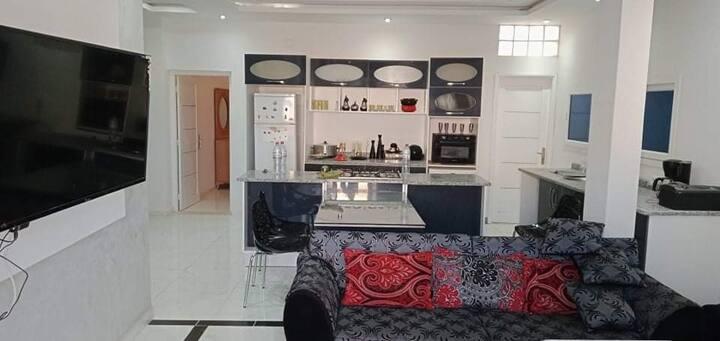 Appartement nouvelle construction meublé