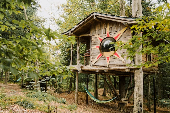 Chimo Refuges Tree House Resort - The Sol
