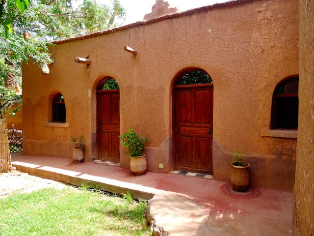 Private room in the palm grove - Ouarzazate - Bed & Breakfast