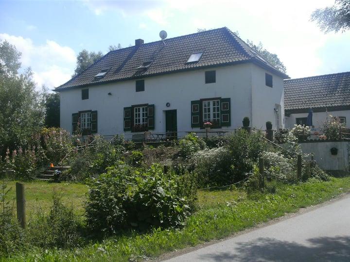 Vakantiehuis Fristerhof vlakbij Kleve en Nijmegen