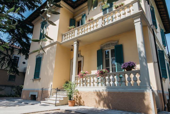 La Villetta Foligno - matrimoniale bagno privato