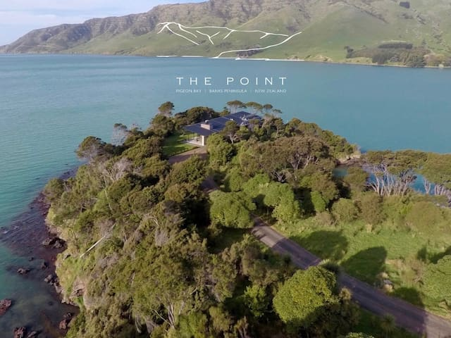 The Point - Upmarket House with Designer Interior and Stunning Location