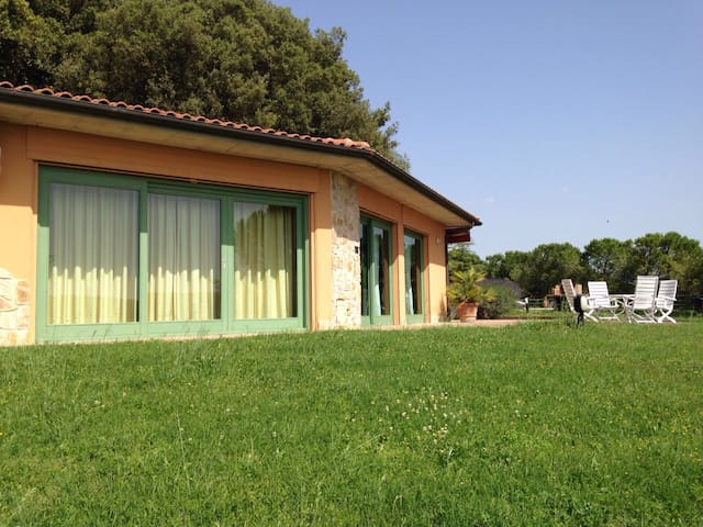 Villa campagna senese - Campiglia - Haus