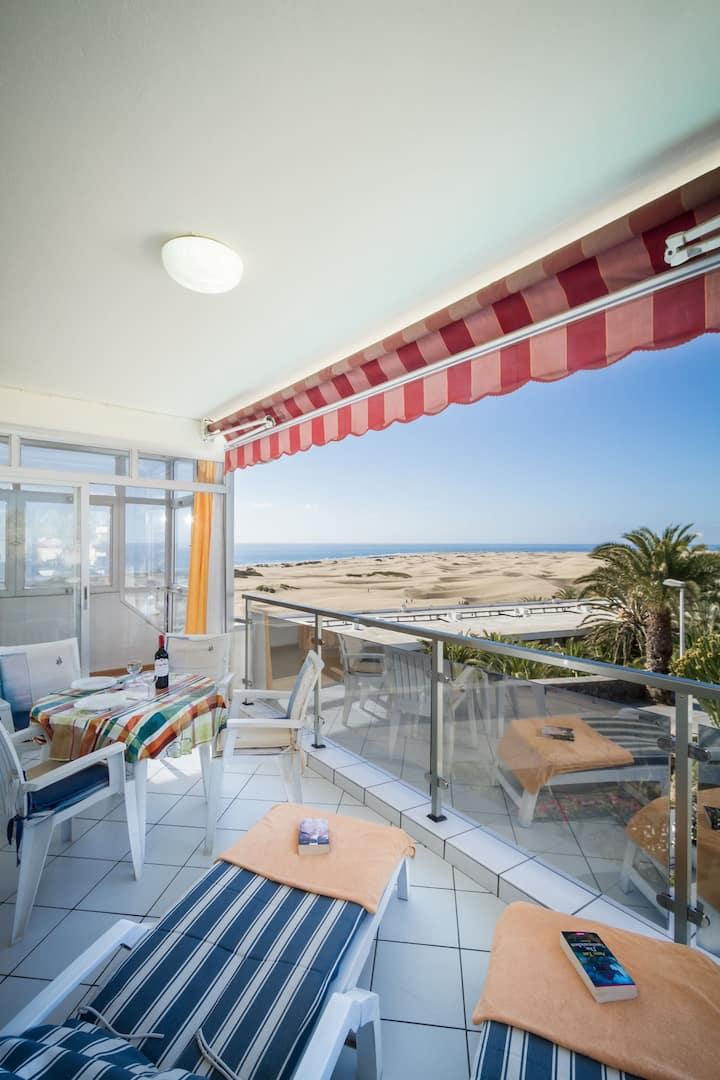 Bonito Apartamento, vistas al mar Playa del Inglés