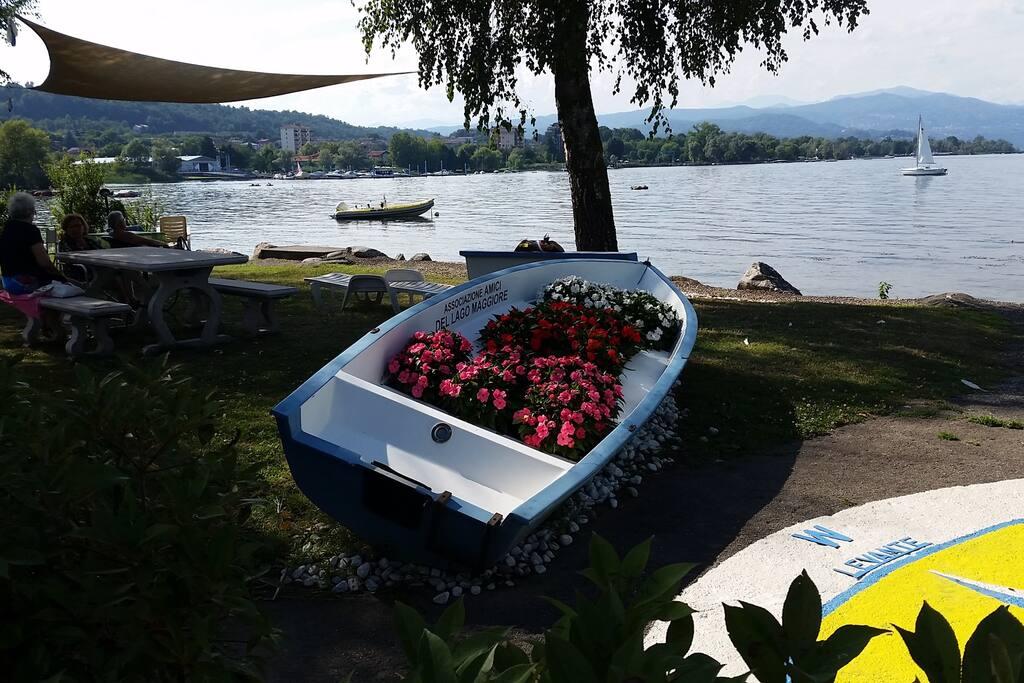 Sul lago tranquillo ristrutturato a nuovo condomini in affitto a castelletto sopra ticino - Castelletto sul ticino ...