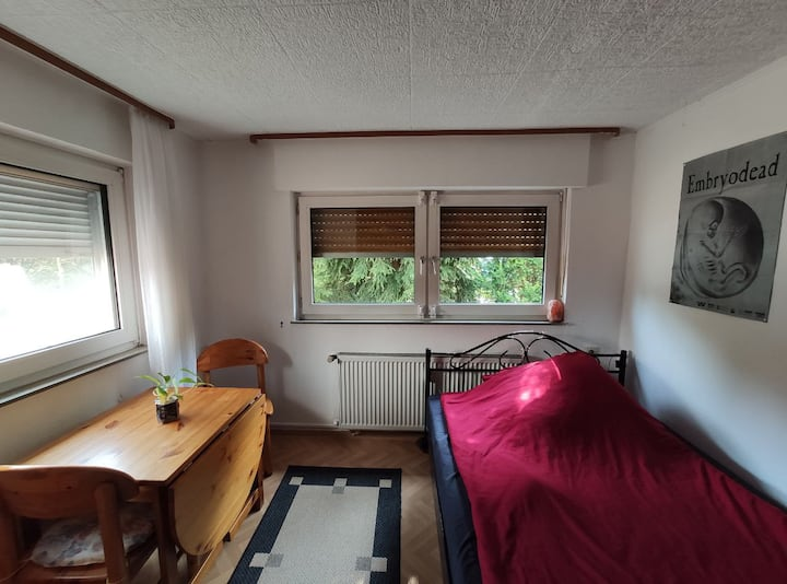 Small cozy room in Marburg