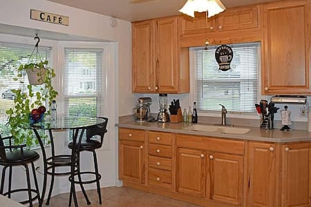 Updated, clean home. Centrally located!