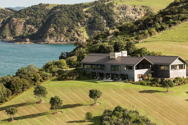 Gabriel Residence - Te Tii - House