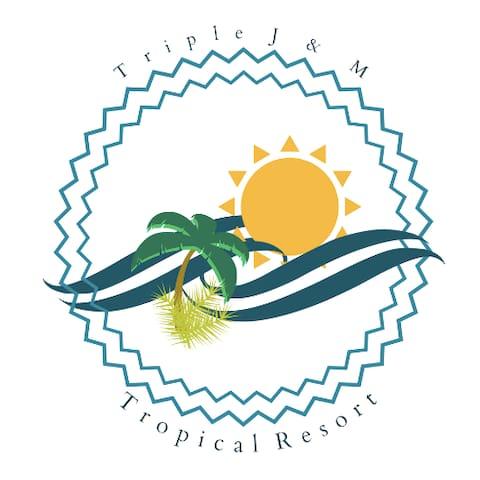 TJM Tropical Resort - Guest House Room 2