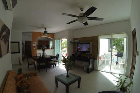Nice exclusive private room in Playa downtown!!!! - Playa del Carmen