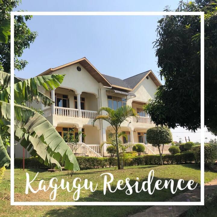 A Peaceful Villa Overlooking Kigali