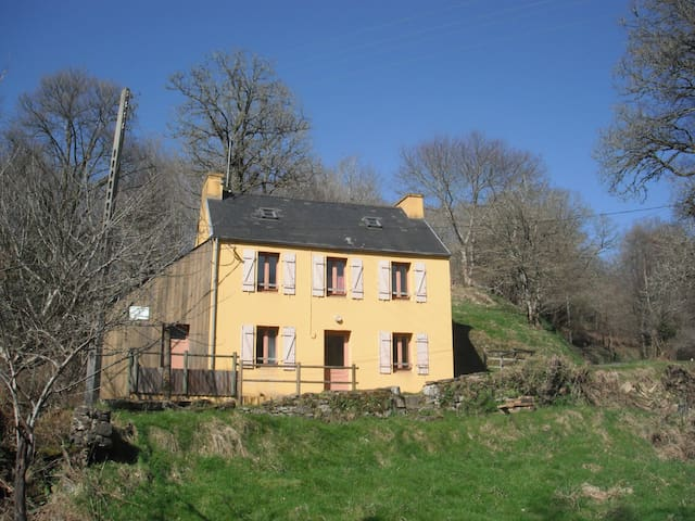Le gite du Moulin