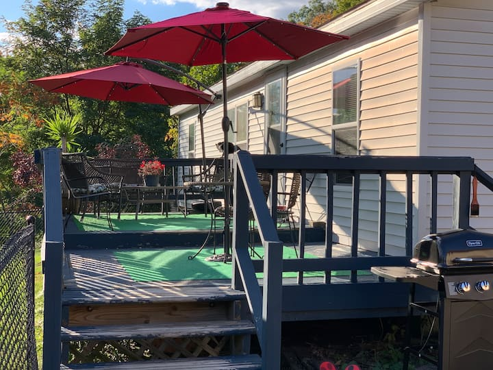 Come and stay at the One - Catskill Hideaway!