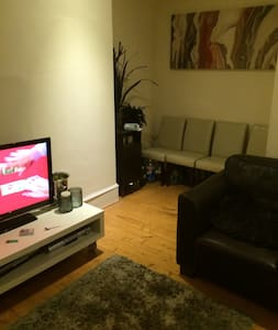 Large cosy bedroom near city centre - Aberdeen - Apartment