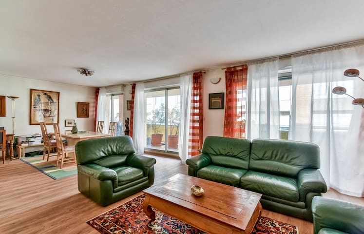 Large three-rooms appartment *TOULOUSE CENTER*