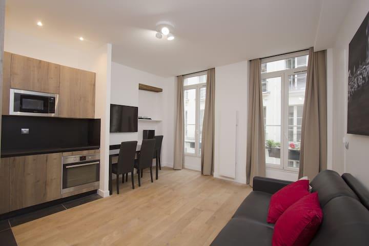 Appartement De designer Aménagé Pour 4 personnes