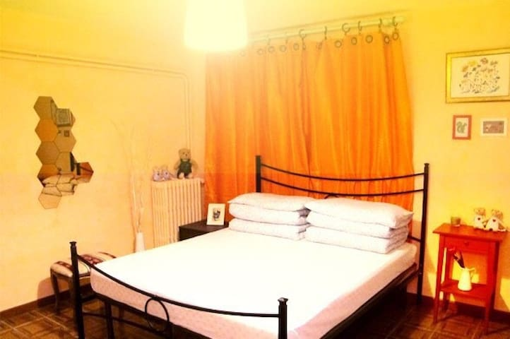 Mester Station A Double Room 1