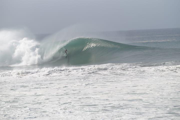 Soy Jose, surfista con experiencia