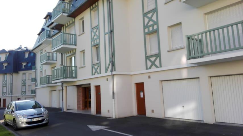 Appartement aux portes de Trouville/Deauville