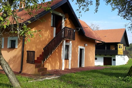 Renovated house in Lika - Donji Budački