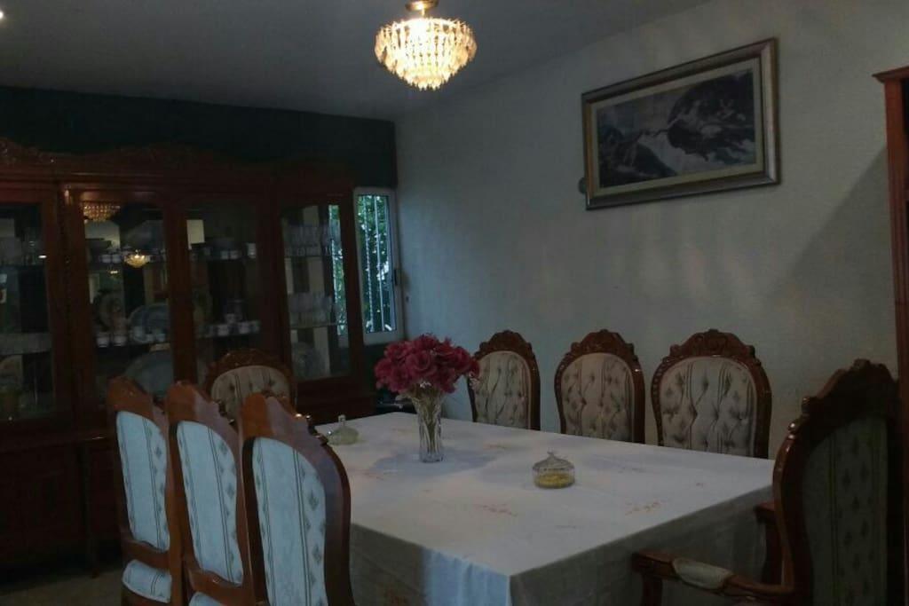 Habitaci n privada en casa familiar casas en alquiler en for Habitacion familiar en alquiler