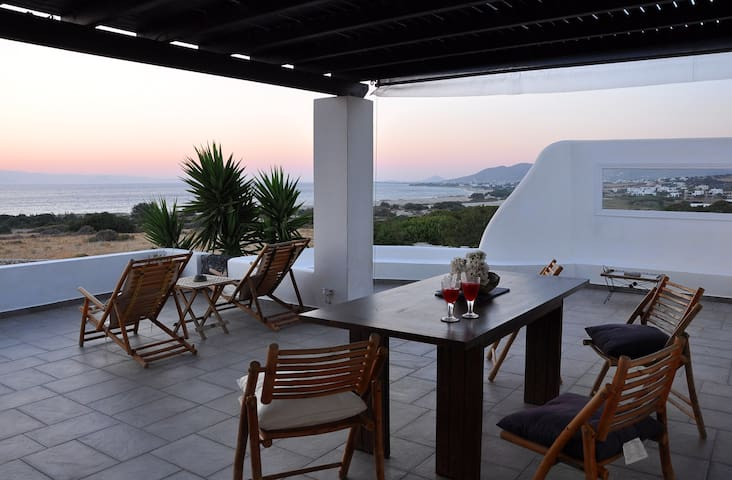 Seductive View, Aegean Sea Villa - Naxos - 別墅