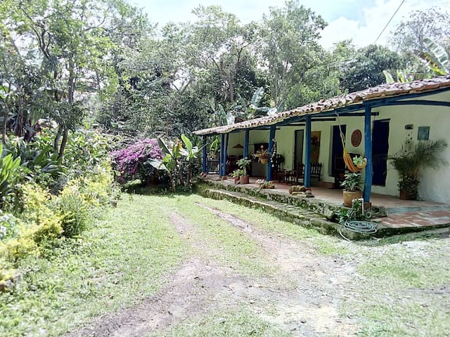 Rural accommodation RANCHO CIELO
