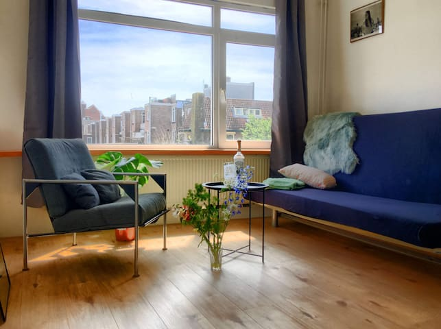 Spacious condo near Utrecht Center