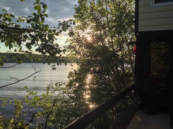 Charmant Entre Deux Eaux Lac Otis - no. 247494