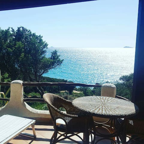 Rent a double room a few meter from the beach - Porto Pinetto - Villa