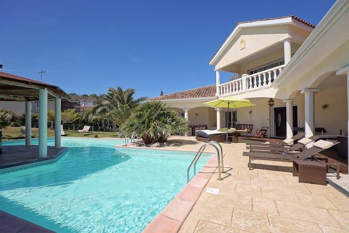 Superbe villa pour 10 personnes