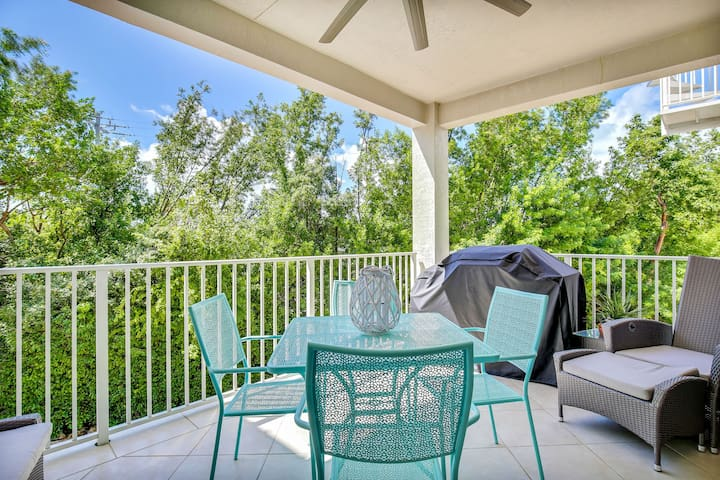 New listing! Oceanfront townhome w/shared pool, hot tub & more on-site amenities