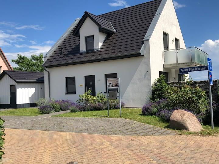 Ferienhaus Villa Major 140m² Whirlpool Sauna Kamin