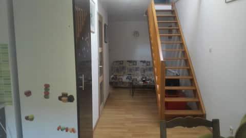 Chaleureux appartement entièrement rénové